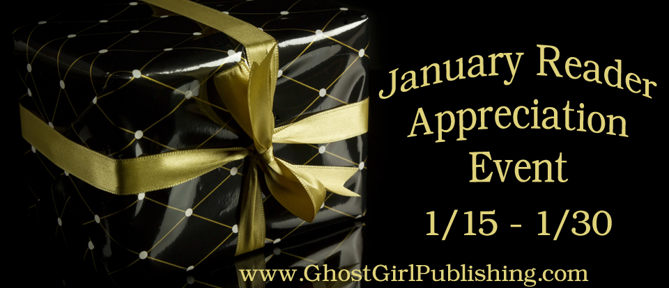 Gifts in Reader Appreciation by Ghost Girl Publishing