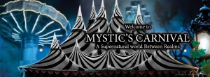 Mystic's Carnival in The Moorigad Dragon New Cover Reveal by Ghost Girl Publishing