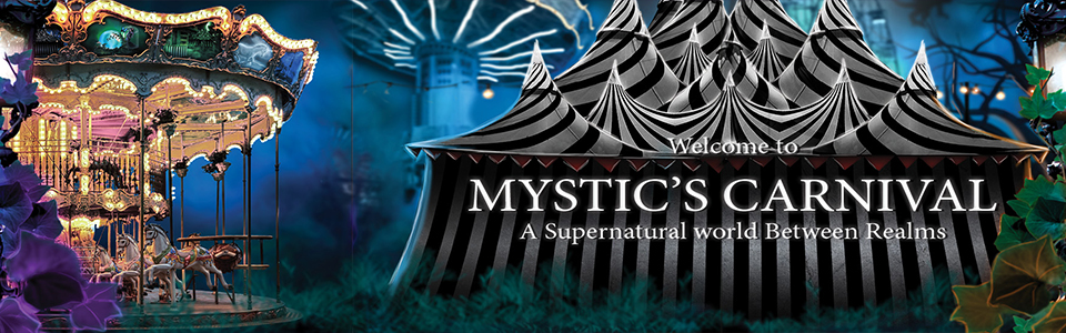 Mystic's Carnival Banner