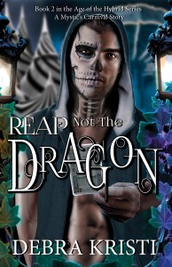 Reap Not the Dragon Cover