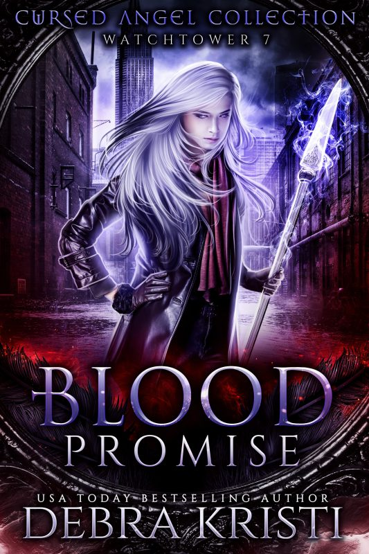 Blood Promise: Watchtower 7 (Cursed Angel Collection)